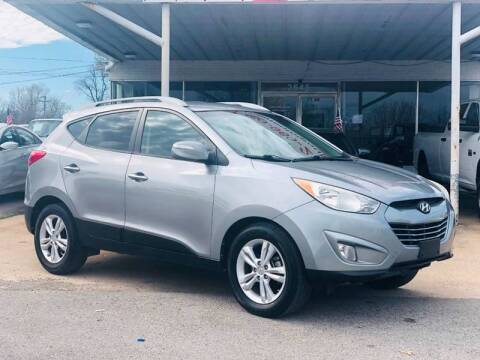 2013 Hyundai Tucson GLS for sale at Union Auto Group in Garland TX
