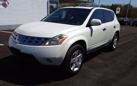 2004 Nissan Murano for sale in Garland, TX
