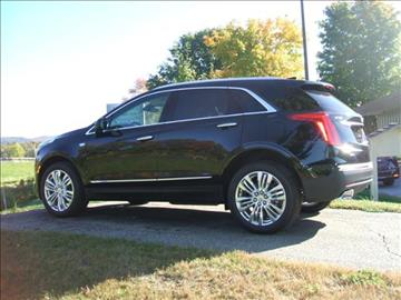 2017 Cadillac XT5 for sale in North Clarendon, VT