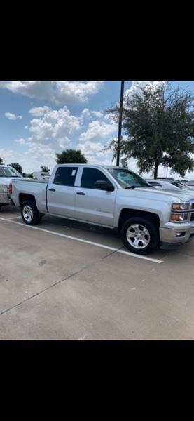 2014 Chevrolet Silverado 1500 for sale at BARROW MOTORS in Caddo Mills TX