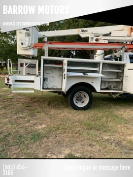 2012 Ford F-450 Super Duty for sale at BARROW MOTORS in Caddo Mills TX