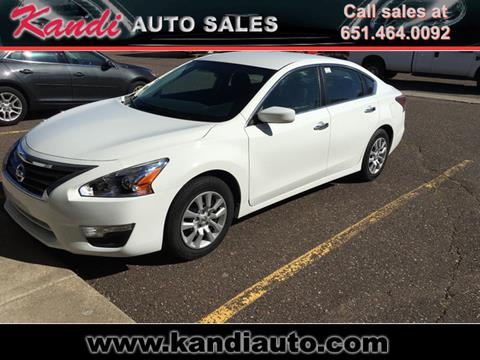 2015 Nissan Altima for sale in Forest Lake, MN