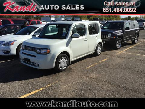2011 Nissan cube for sale in Forest Lake, MN