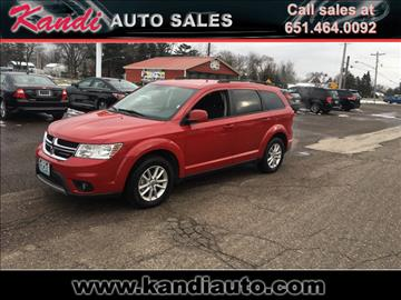 2015 Dodge Journey for sale in Forest Lake, MN