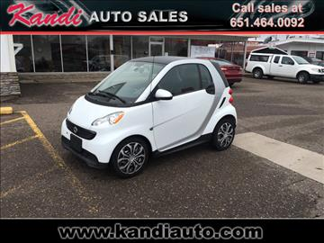 2014 Smart fortwo for sale in Forest Lake, MN
