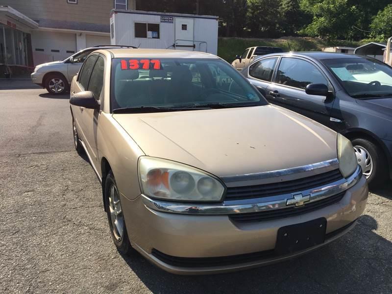 2005 Chevrolet Malibu LS 4dr Sedan   Washington NJ