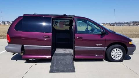 1999 Plymouth Grand Voyager for sale in Iowa City, IA