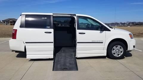 2008 Dodge Grand Caravan for sale in Iowa City, IA