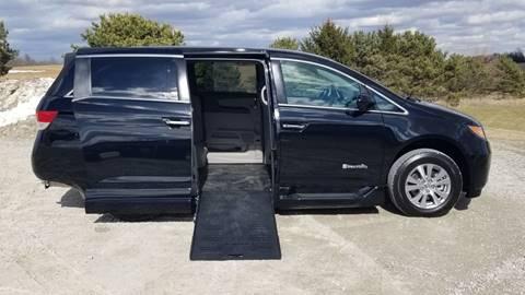 2016 Honda Odyssey for sale in Iowa City, IA