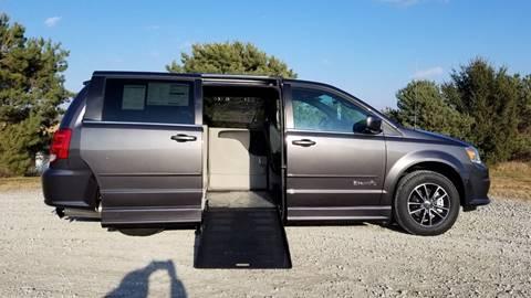 2017 Dodge Grand Caravan for sale in Iowa City, IA