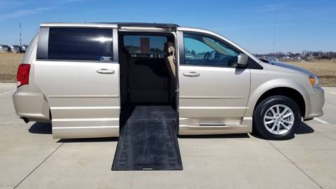 2015 Dodge Grand Caravan for sale in Iowa City, IA