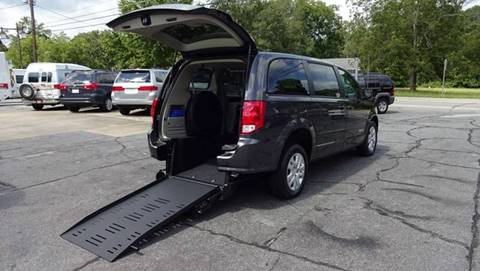 2017 Dodge Grand Caravan for sale in Iowa City, IA
