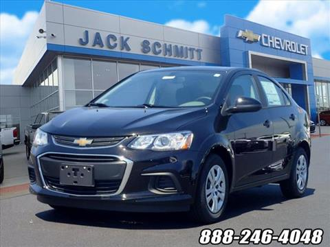 2017 Chevrolet Sonic for sale in Wood River, IL