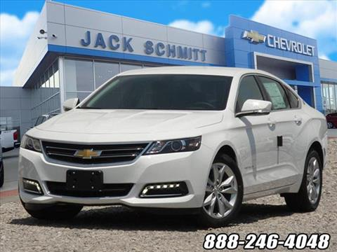 2018 Chevrolet Impala for sale in Wood River, IL