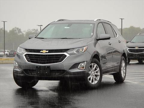 2018 Chevrolet Equinox for sale in Wood River, IL