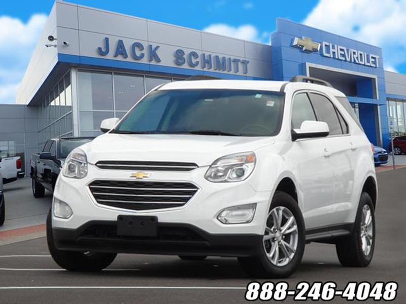 2016 Chevrolet Equinox For Sale At Jack Schmitt Chevrolet Wood River In Wood  River IL