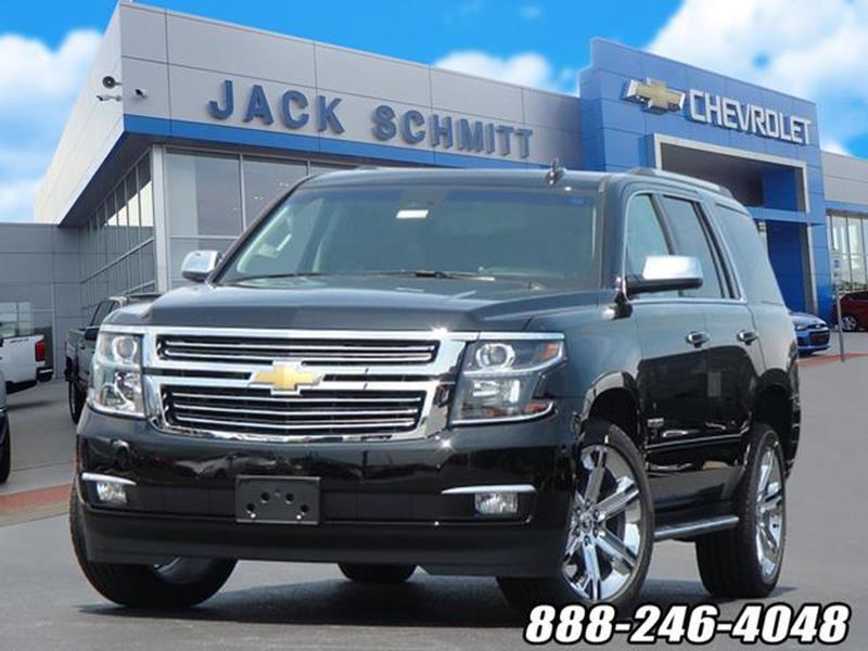 Jack Schmitt Chevrolet Wood River Il >> 2019 Chevrolet Tahoe Premier In Wood River Il Jack Schmitt