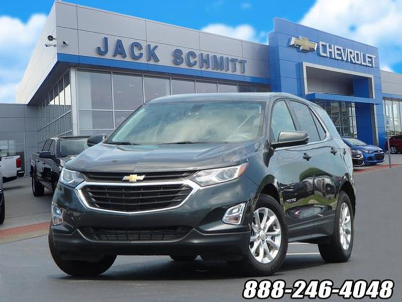 Marvelous 2018 Chevrolet Equinox For Sale At Jack Schmitt Chevrolet Wood River In Wood  River IL