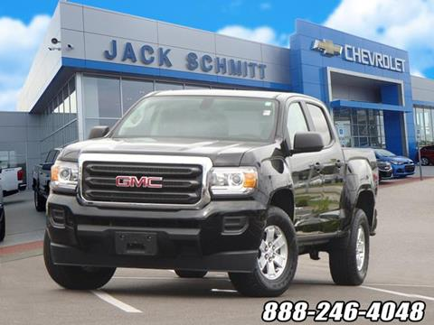 Jack Schmitt Chevrolet Wood River Il >> 2017 Gmc Canyon For Sale In Campbellsville Ky Carsforsale Com
