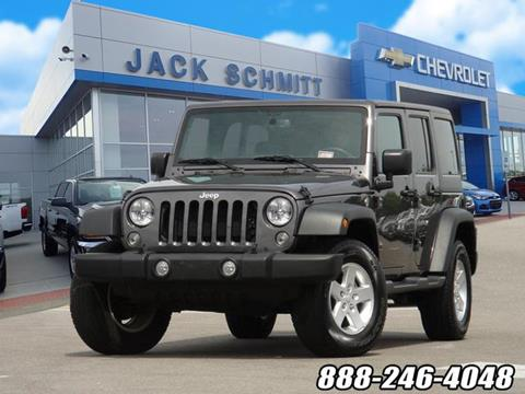 2016 Jeep Wrangler Unlimited for sale in Wood River, IL