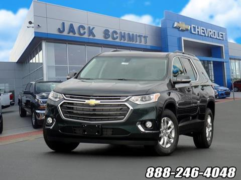 Jack Schmitt Chevrolet Wood River Il >> Chevrolet Traverse For Sale In Wood River Il Jack Schmitt