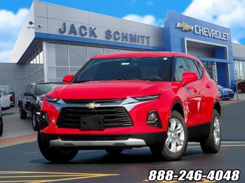 Jack Schmitt Chevrolet Wood River Il >> Chevrolet Blazer For Sale in Wood River, IL - Jack Schmitt