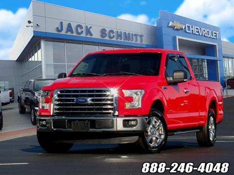 2015 Ford F-150 for sale in Wood River, IL