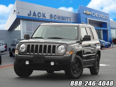 2016 Jeep Patriot for sale in Wood River, IL