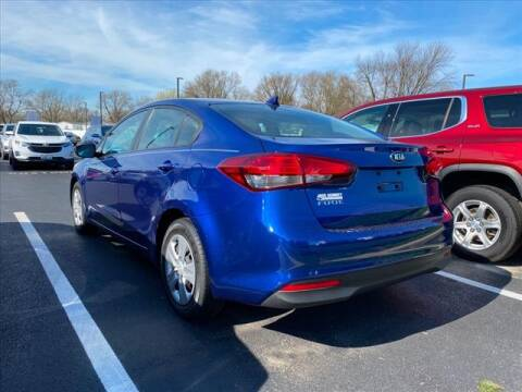 2018 Kia Forte LX for sale at Jack Schmitt Chevrolet Wood River in Wood River IL