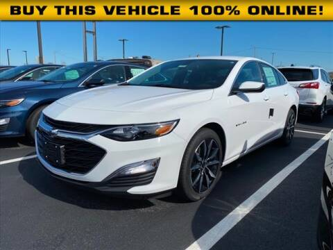 2020 Chevrolet Malibu RS for sale at Jack Schmitt Chevrolet Wood River in Wood River IL