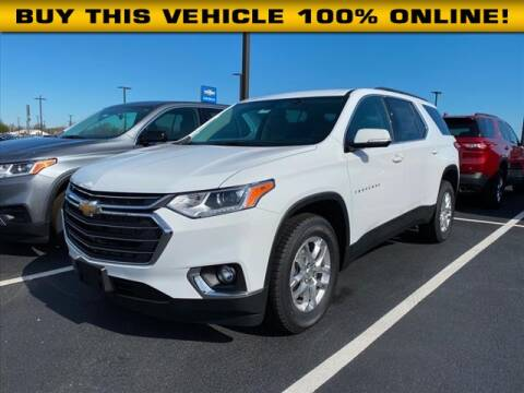 2020 Chevrolet Traverse LT Cloth for sale at Jack Schmitt Chevrolet Wood River in Wood River IL