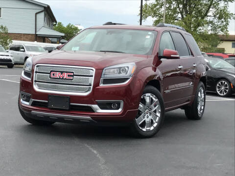 Jack Schmitt Chevrolet Wood River Il >> GMC Acadia For Sale in Wood River, IL - Jack Schmitt Chevrolet Wood River