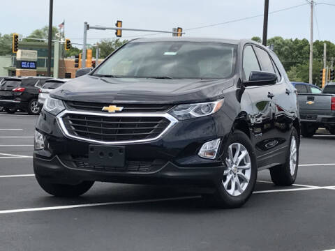 2020 Chevrolet Equinox for sale at Jack Schmitt Chevrolet Wood River in Wood River IL