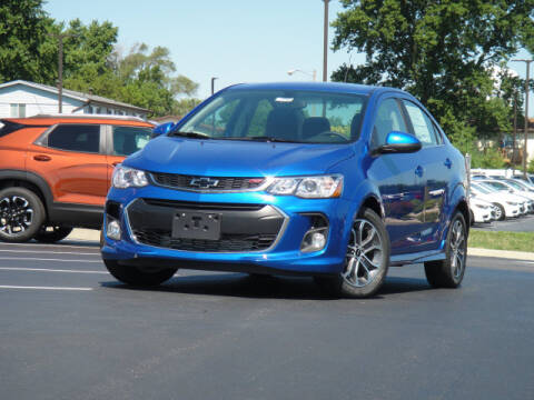 2020 Chevrolet Sonic for sale at Jack Schmitt Chevrolet Wood River in Wood River IL