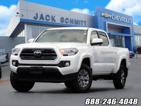 2019 Toyota Tacoma for sale at Jack Schmitt Chevrolet Wood River in Wood River IL