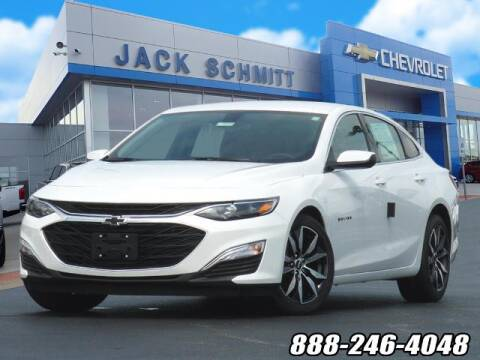 2020 Chevrolet Malibu for sale at Jack Schmitt Chevrolet Wood River in Wood River IL