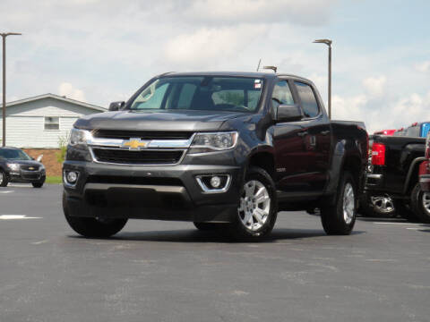 2017 Chevrolet Colorado for sale at Jack Schmitt Chevrolet Wood River in Wood River IL