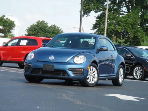 2019 Volkswagen Beetle for sale at Jack Schmitt Chevrolet Wood River in Wood River IL