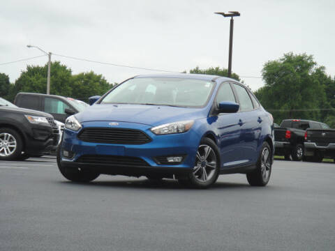 2018 Ford Focus for sale at Jack Schmitt Chevrolet Wood River in Wood River IL