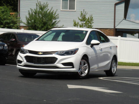 2017 Chevrolet Cruze for sale at Jack Schmitt Chevrolet Wood River in Wood River IL