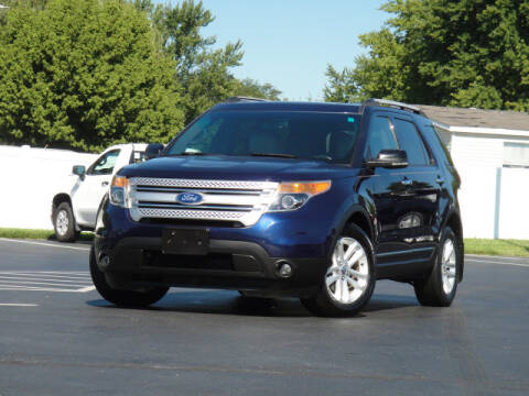 2011 Ford Explorer for sale at Jack Schmitt Chevrolet Wood River in Wood River IL
