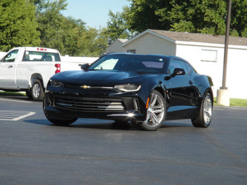 2016 Chevrolet Camaro for sale at Jack Schmitt Chevrolet Wood River in Wood River IL