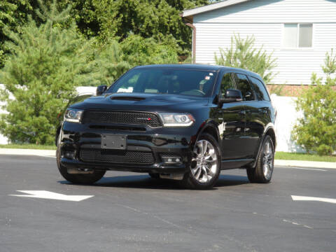 2020 Dodge Durango for sale at Jack Schmitt Chevrolet Wood River in Wood River IL