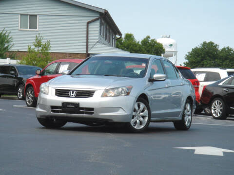 2009 Honda Accord for sale at Jack Schmitt Chevrolet Wood River in Wood River IL