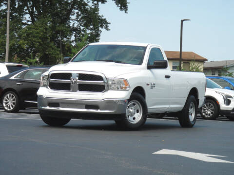 2019 RAM Ram Pickup 1500 Classic for sale at Jack Schmitt Chevrolet Wood River in Wood River IL