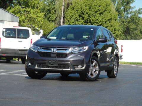 2019 Honda CR-V for sale at Jack Schmitt Chevrolet Wood River in Wood River IL