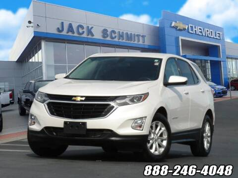 2019 Chevrolet Equinox for sale at Jack Schmitt Chevrolet Wood River in Wood River IL