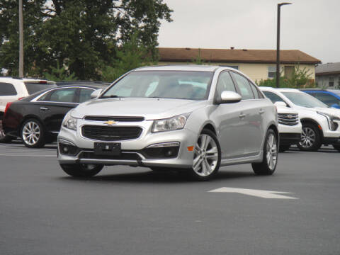 2015 Chevrolet Cruze for sale at Jack Schmitt Chevrolet Wood River in Wood River IL