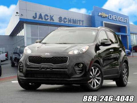 2017 Kia Sportage for sale at Jack Schmitt Chevrolet Wood River in Wood River IL