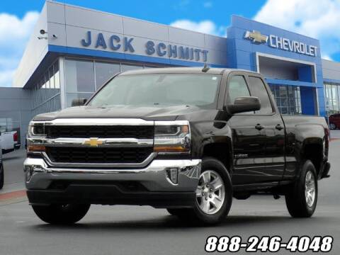 2018 Chevrolet Silverado 1500 for sale at Jack Schmitt Chevrolet Wood River in Wood River IL